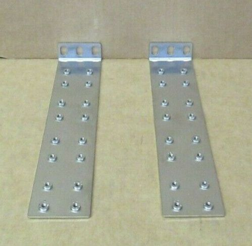 1U Server Cabinet Rack Mount Bracket / Rail 42-1001628-01